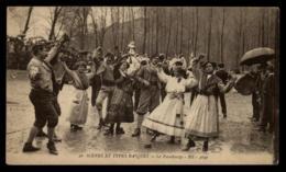 Scenes Et Types Basques Le Fandango Br 3690 #02135 - Francia