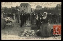 50 - Saint-Lô 1131 Les Normands La Foire Aux Melon Timbre Saint Lo Landau Bebes #01815 - Saint Lo