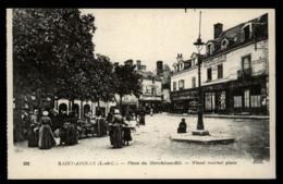 41 - Saint-Aignan Place Du Marché Au Blé Loir Et Cher #01751 - Saint Aignan