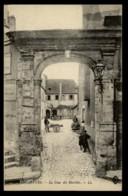 58 - Nevers La Cour Des Recollets Charrette à Bras #01312 - Nevers