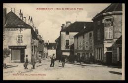 21 - Meursault - Beaune Rue De L'Hotel De Ville Saucisson Cru Charcuterie Pharmacie Daugier #01209 - Meursault