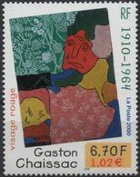 FRANCE Poste 3350 ** Tableau Gaston CHAISSAC - France
