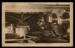 21 - Beaune Cuverie Et Pressoirs Hotel-Diue De #00233 - Beaune