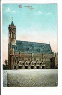 CPA - Carte Postale -BELGIQUE - Nieuwpoort- Les Halles  VM1902 - Nieuwpoort