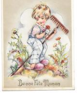Bonne Fête Maman ..   LES 5 CARTES - Fantaisies