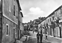 "M07890""ATENA LUCANA SCALO(SALERNO)-VIA ROMA""  ANIMATA  CART ORIG. SPED.1964 - Salerno"