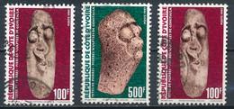 °°° COTE D'IVOIRE - Y&T N°986/88 - 1997 °°° - Costa D'Avorio (1960-...)