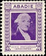 Wien: George Washington 1732-1799 Reklamemarke - Cinderellas