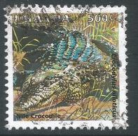 Uganda. 1995 Reptiles. 500/- Used. SG 1520 - Uganda (1962-...)