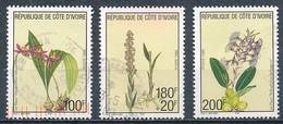 °°° COSTA D'AVORIO COTE D'IVOIRE - Y&T N°1018/19 - 1999 °°° - Costa D'Avorio (1960-...)