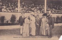 [51] Marne > Bétheny Souvenir De La Grande Semaine D'aviation De La Champagne En 1909 - Bétheny