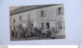 VERCEL _  HOTEL BOUCARD COLLETTE _ BARBIER RESTAURANT  …………BQ-1902 - France