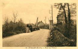 JUILLAN  =  Pont Sur L' Echez   588 - Frankrijk