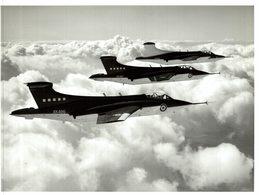 BLACKBURN  BUCCANEER S2A & S2B   17 * 21.5 CM Aviation, AIRPLAIN, AVION AIRCRAFT - Aviación