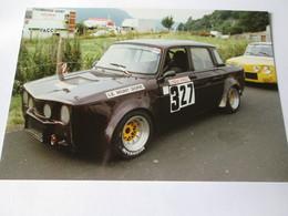 PHOTO   RENAULT  8  GORDINI - Auto's