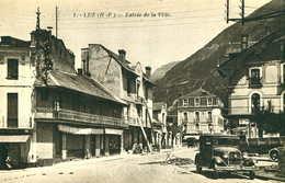 LUZ  =  Entrée De La Ville  591 - Autres Communes