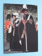 H.M. The Queen And H.R.H. The Duke Of Edinburgh ( Charles Skilton's Series / UK ) Anno 19?? ( Zie / See / Voir Photo ) ! - Familles Royales