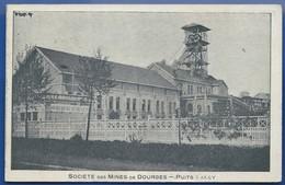 DOURGES     Puits D'Arcy   Avec   Entête D'Entreprise   écrite En 1934 - Frankrijk