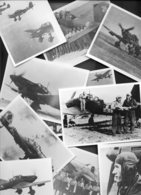 4. Rumänische Luftwaffe 1843/44 Ju 87 Stuka Bomber Flugzeug Grupul 3 Krim Und Kertsch Fotos Repros - 1939-45