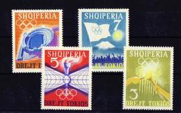 Albania 685/8 Nuevo - Albania