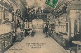 I96 - 38 - GRENOBLE - Isère - Bar Automatique - 4 Place Victor-Hugo - Grenoble