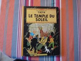 Tintin Le Temple Su Soleil  (U) - Tintin