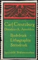 Dresden: Reklamemarken Reklamemarke - Cinderellas