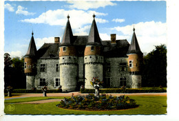 Spontin : Château - Yvoir