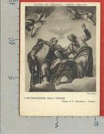 CARTOLINA VG ITALIA - VENEZIA - Mostra Del Veronese - L'Incoronazione Della Vergine - 10 X 15 - ANN. 1939 - Esposizioni