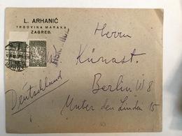 KINDOM OF SHS  KRALJEVINA SRBA HRVATA I SLOVENACA  1920.  SLOVENIAN STAMPS 5 PARA - Slowenien