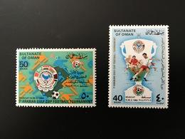 1984 7th Arabian Gulf Football Tournament - MNH - Neuf** - Oman