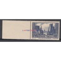 TIMBRE N°261 PORT DE LA ROCHELLE  NEUF** Bord De Feuille  Côte 170 Euros - Francia