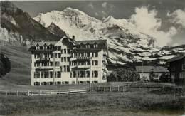 WENGEN - Hotel Brunner. - BE Berne