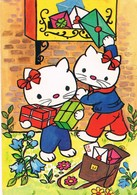 Chat Humanisé-dressed Cat -katzen -geklede Poes - Gatto- - Cats