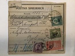 KINDOM OF SHS  KRALJEVINA SRBA HRVATA I SLOVENACA    SLOVENIAN STAMPS 1 KRUNA - Slowenien
