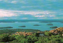 1 AK USA Maine * Bar Harbor – Frenchman Bay And The Porcupine Islands - Luftildaufnahme * - Autres