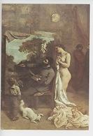 Gustave Courbet 1819/1877 - L'atelier Du Peintre, Allégorie Réelle (détail) 1855 (Louvre) Cp Vierge (NU) - Peintures & Tableaux