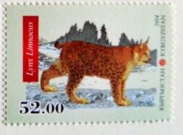 Lynx (Animaux) -  Kirghizistan 2014 - Kirghizistan