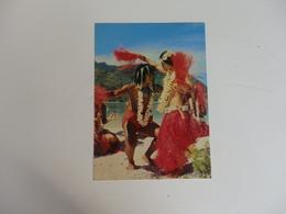 Tamure Dance Tahiti. - Polynésie Française