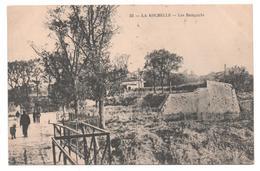 17.1988/ LA ROCHELLE - Les Remparts - La Rochelle