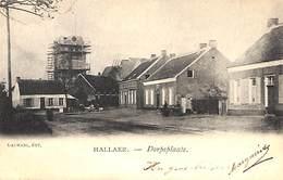 Hallaer - Dorpsplaats (Edit. Laumans, Kerk Aan Bouwen...) - Heist-op-den-Berg