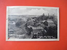 Canada - Quebec - Usine De La Pulperie,   Riviere Du Loup - Pub. J.E Mercier Enr Librairue Imprimeur Riviere Du Loup - Quebec