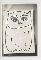 """René Burri """"Hibou De Picasso"""" 1957 - Illustrateurs & Photographes"""