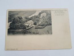 A 1286 - La Premier Maison Belge De La Frontière à Bois Jean Bohan La Baraque Laurent - Belgique