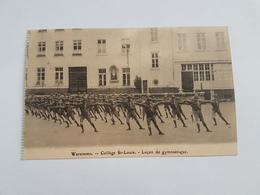 A 1288 - Waremme Collège St Louis Leçon De Gymnastique - Waremme