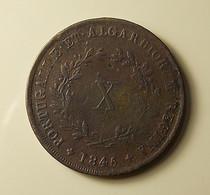 Portugal X Reis 1845 - Portugal
