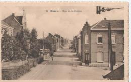 Blegny - 11 - Rue De La Station - Edit. Imprimerie Jules Smets - Blégny