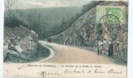 Environs De Carlsbourg - Le Rocher De La Hotte Du Diable - Simi Aquarelle A. Breger Frères - 1908 - Paliseul
