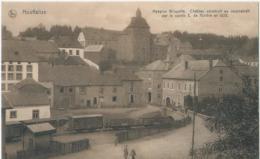 Houffalize - Hospice Wilmotte - Château Construit Ou Reconstruit Par Le Comte E. De Rivière En 1628 - Nels Série No 6 - Houffalize