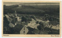 Burg-Reuland - Panorama - Edition L. Franssen - Burg-Reuland